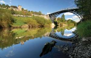 Annual pass to Ironbridge Gorge Museums for two adults plus kids, £17.50 when paying with Tesco Clubcard points
