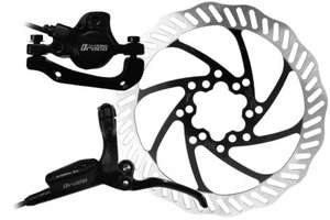 je james cycles. hydraulic disc brakes £19.99