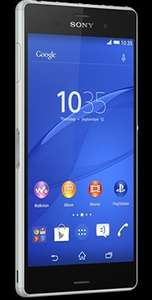 BACK IN STOCK. sony z3 refurb with o2 refresh (Term £201.99)