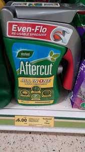 Aftercut All in one grass weed & feed £6 @  Tesco Hermiston (Edinburgh)