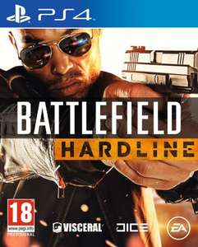 battlefield hardline ps4/xbox one only £22.99 Instore at Sainburys.