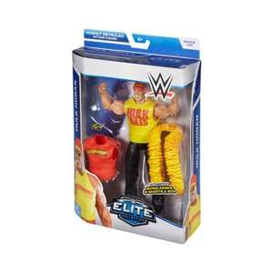 Hulk Hogan WWE Elite Series 34 £14.99 @ Smythstoys