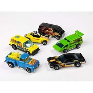 Hot Wheels and Matchbox diecast cars £1.00 in Poundland