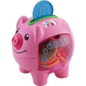 Fisher-Price Laugh & Learn Smart Stages Piggy Bank £8.99 @ Argos