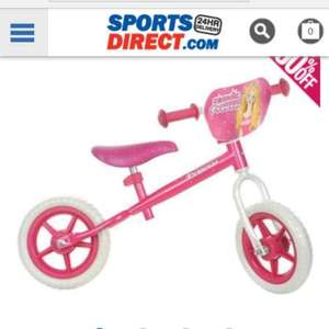 princess balance bike £19.99 @ Sportsdirect