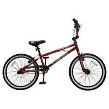 "Vertigo Boneyard 20"" BMX Bike, Red £50 @ Tesco"