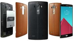 LG G4 H815 (EU version in Black or Brown leather) £325 ebay@tfawe26