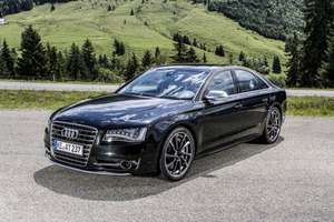 Audi S8 4.0TFSI Quattro - 512bhp - heated leather sports seats, sat nav, BOSE sound system, parking sensors/camera, 20 inch alloys, phone prep & more - 10,000 miles pa - £2880 deposit & £480 per month £13933.00 @ Fleetprices