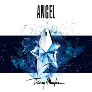 Free Thierry Mugler Perfume Sample @ Clarins UK