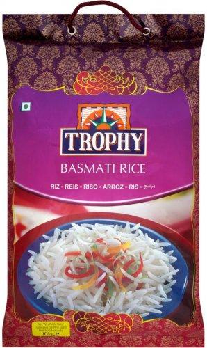 Trophy basmati rice 10 kg £9.98 @ Lidl