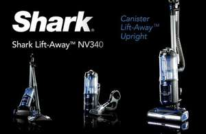 Shark Lift-Away Lite 3in1 Vacuum Cleaner (5 Year Guarantee) - £139.99 @ Argos