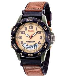 Timex expedition watch @ Argos  half price was £34.99 now £16.69