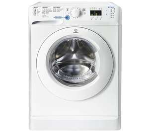 Indesit XWE91683XWWGUK 9KG  1600 Spin Washing Machine-White £204.44 @ argos use code GLAM15