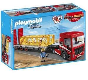 Playmobil 5467 City Action Heavy Duty Flatbed Trailer £24.81 @ Amazon