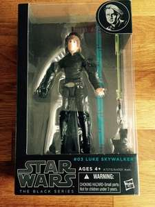 Star Wars Black Series 6 inch £4.99 at ASDA in store