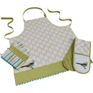 Heart of House Eden 5 Piece Textile Set (apron, oven gloves & 3 towels) £5.99 @ Argos