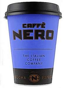 Free Hot drink @ Cafe Nero after 10am on Weekdays via O2 priority