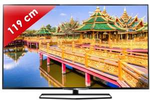 47-inch Philips 6500 Series  3D Ambilight Full HD LED Smart TV - £364.90 Delivered @ iBood