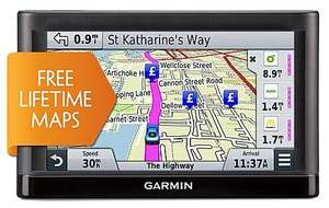 Garmin Nuvi 56lm with FULL Europe Lifetime Maps £69 @ Halfords