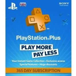 365 Days PS+ £32.29 @ CD Keys with 5% Facebook like.