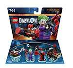 lego Dimensions Team Pack DC Comics The Joker & Harely Quinn - £16.97 Delivered - Gamestop.Co.uk