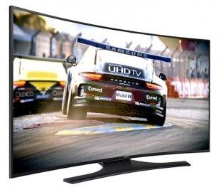 "Clearance ID 143- Samsung UE55HU7200 55"" Curved 4K Smart LED TV £1149.97 @ Electric Shop"