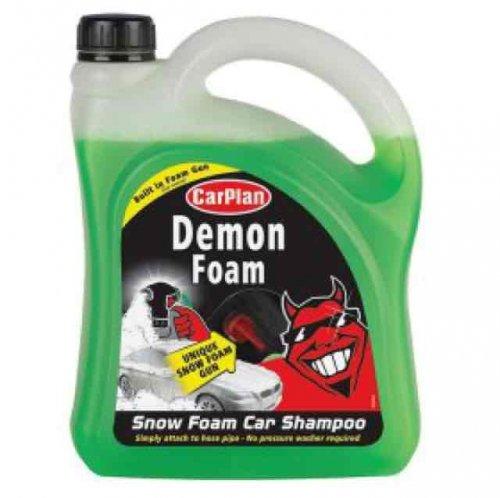 Demon Snow Foam with Gun 2l £6 @ Asda