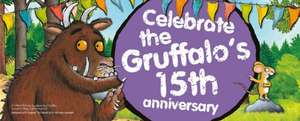 Free gruffalo party pack