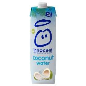 Innocent Coconut Water 1L £1.97 VERY CHEAP at ASDA  (Was £3.69)  Available both online and stores.