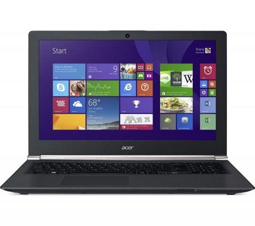 """ACER Aspire V Nitro (VN7-591G) 15.6"""" - 12GB, i5, SSD +1TB, Geforce 860m Laptop - Black Edition-  PCWORLD - £649.97"""