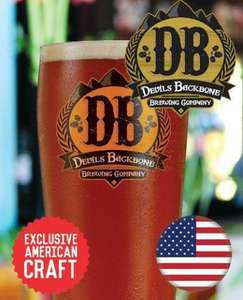 Pint of Devils Backbone - As low as £1.49 a pint  @ Wetherspoons