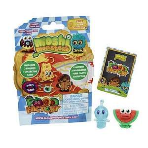Moshi Monsters Food Factory blind bags £1.00 @ Tesco (Walsall)