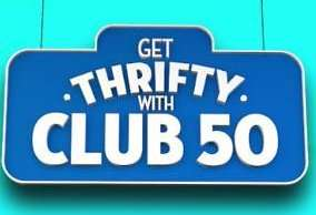 Scotrail Club 50 introductory offer