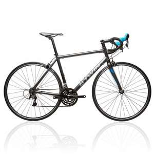 B'TWIN TRIBAN 500 SE Road Bike, Black - Commuter bike of the year, budget bike of the year (2014) back in stock in all sizes £299 @ Decathlon