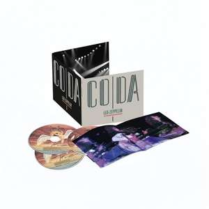 Led Zeppelin: Coda (Deluxe 3CD Boxset Edition) £13.49 delivered @ Wow HD (Released 31/07)