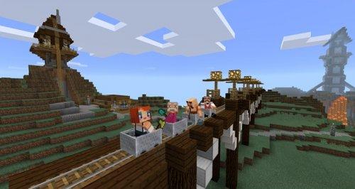 Minecraft for Windows 10 - Free Upgrade