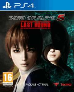Dead or Alive 5: Last Round £15.99 PS4 & Xbox One - GAME