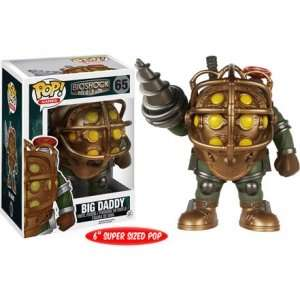Bioshock Pop! Vinyl Figure Big Daddy 6'' £14.99 @ Forbidden Planet