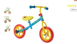 New Little Tikes Balance Bike - Multicolored.- reduced to £14.99 @ argos