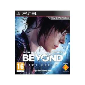 {PS3} Beyond Two Souls £4.00 [Via Click & Collect] @ Hughes
