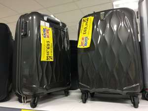 Antler Liquis cabin hard shell suitcase 2.1kg £69.99 reduced from £170. Save over £100 @ Home Bargains
