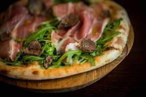 Bottomless Prosecco & Unlimited Pizza for £20 @ Cucina Asellina, London