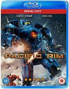 Pacific Rim *NEW & SEALED* BLU RAY £2.99 EBAY/seller Cast-iron-dvds