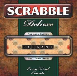 Scrabble Deluxe Half Price - £20 from Asda Online