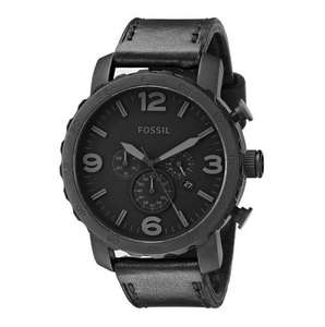 Fossil Men's Quartz Watch Trend JR1354 with Leather Strap - Amazon @ £77.56