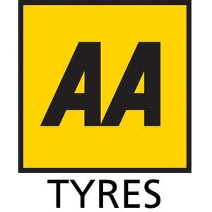 AA Tyres - up to £80 high street vouchers