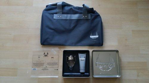 Paco Rabanne Invictus 50ml Eau de Toilette Gift Set+ FREE Invictus Bag £20 @ Superdrug