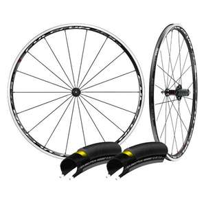 Fulcrum Racing 5 LG Wheelset With GP4000s II Tyres & Tubes £178.46 delivered @ Merlin Cycles (this weekend only) Also 10% off other fulcrum &mavic wheelsets