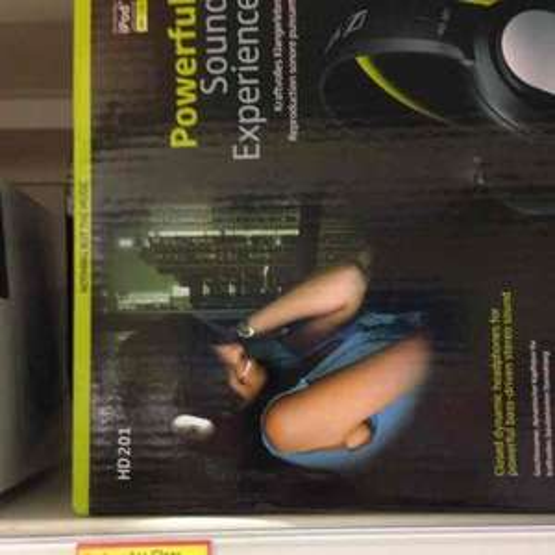 Sennheiser hd201 headphones £6.25 @ Tesco instore (Lurgan NI)