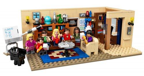 Lego Big Bang Theory Set £49.99 @ lego Shop